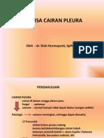 Cairan Pleura