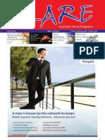 Flare Magazine April 2014