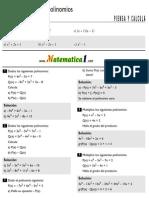 4_polinomios y Fracciones Algebraicas (Nxpowerlite)