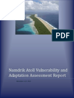 Vulnerability Assessment USP 2013