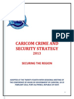 Caricom Crime 2013 -