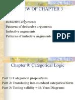 Chap 9 - Categorical Logic