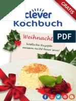 Clever Weihnachtsrezeptbuch 2012