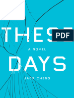 Jack Cheng - These Days