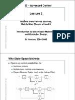 Adv Control & Robotic Lec 2