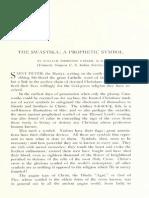 The Swastika- A Prophetic Symbol.