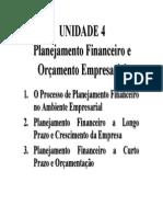AFi-Planejamento Financeiro Orcamento Empresarial