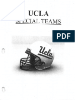 2007 UCLA Special Teams