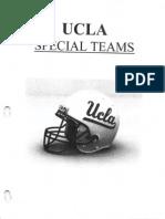 2007 UCLA Special Teams