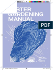 BOP Oyster Garden Manual for Teachers (SI Version)
