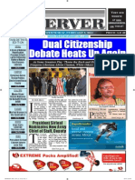 Liberian Daily Observer 02/05/2014
