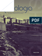 Philologia Undergraduate Research Journal Volume VII