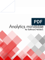 Analytics Minibible