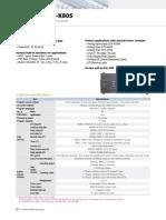 K80S&K120S General Information