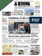 La Nuova Sardegna - 02.04.2014