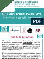 Sessió C(I) Bullying LGTB Gapwork 2014