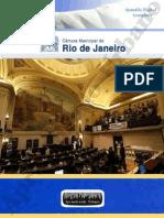 Apostila Câmara de Vereadores do Rio de Janeiro Assistente Técnico Legislativo