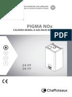 Manual Instalacion Uso Pigma Nox