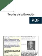 Presentación evolucion