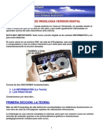 Temario Curso de Iridologia Version Descargable