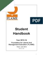 Student Handbook Complete 1306F