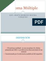 Mieloma Multiple Diapositivas