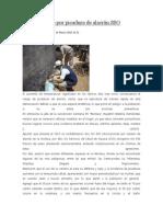 14/03/14 news Zona de riesgo por picadura de alacrán