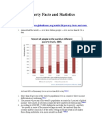 Global Poverty Facts and Statistics