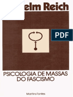 REICH Wilhelm Psicologia de Massas Do Fascismo