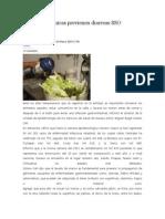 18/03/14 nss Medidas higiénicas previenen diarreas