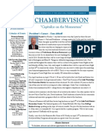 April 2014 CHAMBERVISION Newsletter