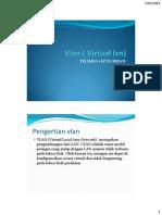 3. Materi Lab Switch Pengenalan Vlan ( Virtual Lan)