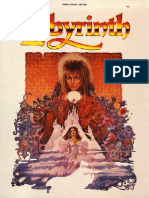 David Bowie - Labyrinth Songbook