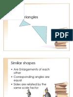 iggins - similar triangles