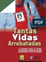 Practicas de Desaparicin Forzada de Personas Norte de Santander Colombia 2010