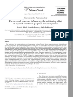 1-s2.0-S0014305706004010-Factors and processes influencing the reinforcing effect of layered silicates in polymer nanocomposites main