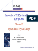 [13] Chapter15_VLSI Clocking and System Design