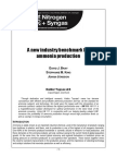 A New Industry Benchmark for Ammonia Production_Nitrogen_Syngas Conference Feb 2014