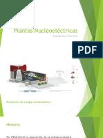 Plantas Nucleoeléctricas