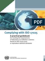ISO 17025 Practical Guidebook