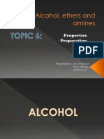 Alcohol Pp