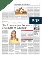 Éxito de mineras peruanas  listando bonos_Gestión 2-04-2014