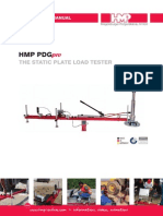 Instruction Manual HMP PDGpro en 07 2013