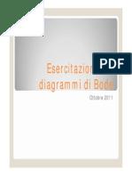 Esercitazione Sui Diagrammi Di Bode