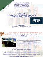 Unidad 3 Sistemas de Supervisic3b3n y Procesamiento de Datos
