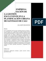 Ciudad Empresa-caso Cali Colombia