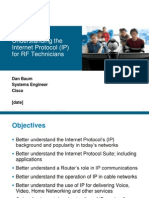 Understanding the Internet Protocol (IP) for RF Technicians