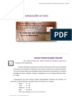 Coaching, consultorias, criações para o mundo Digital - Ensino – Internet, nas modalidades presenciais e online.