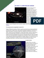 La Nube de Oort y La Hipotesis de Nemesis