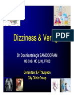 Management of Dizziness and Vertigo- Medical Update- Oct 2012 34